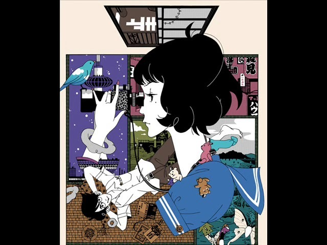 Yojou han Shinwa Taikai The Tatami Galaxy ED Full