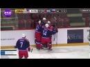Финал Кубка Мира по Университетскому хоккею ACHA – СХЛ, Иван Переверзев делает счёт 11