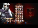 Mortal Kombat Shredder from TMNT DLC MK Costume Skin PC Mod MK9 Komplete Edition MKKE HD