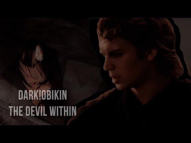 » dark!obikin emperor kenobi and his apprentice [the devil within] bromance