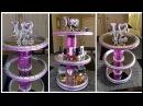 Dollar Tree DIY 💕 3 Tier Rotating Vanity Organizer 💕