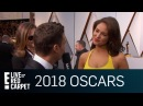 Eiza Gonzalez on Steve Carell: He Wants Everyone Else to Shine | E! Live from the Red Carpet