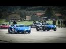 Ferrari 812 Superfast VS Lamborghini Aventador S