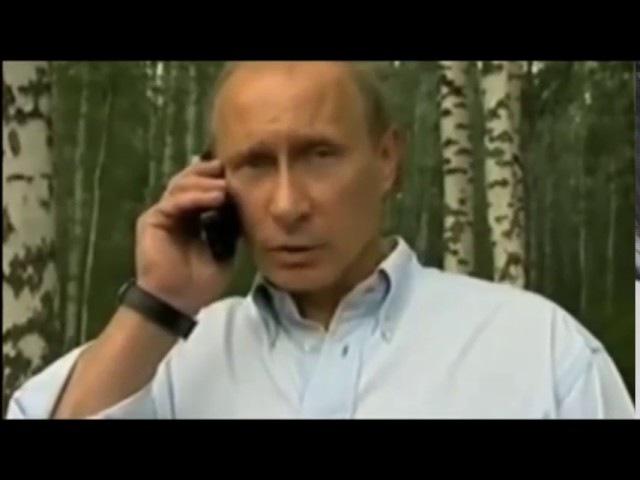 Разговор Путина с Медведевым прикол
