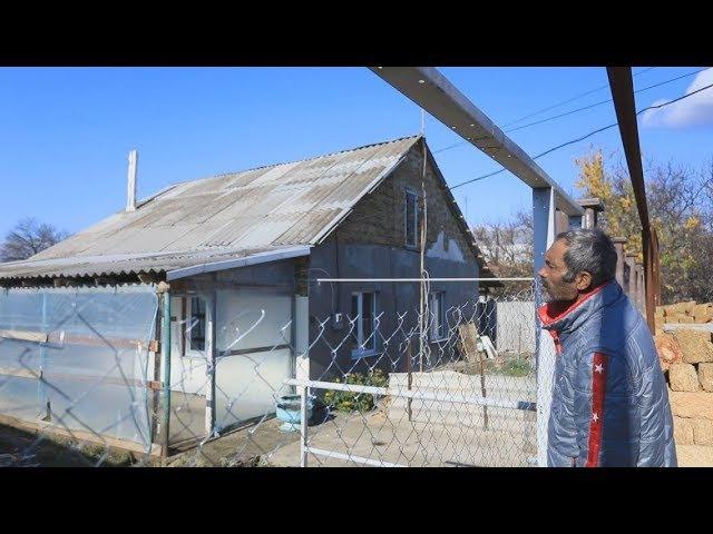 Крымскотатарскую семью выселили из дома