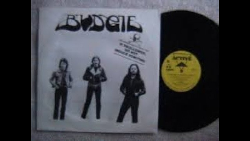 Budgie If Swallowed, Do Not Induce Vomiting 1980,Hard Rock, Heavy Metal