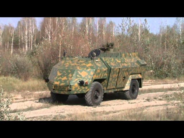 Комплект броньових модулів швидкого монтування ОВОД