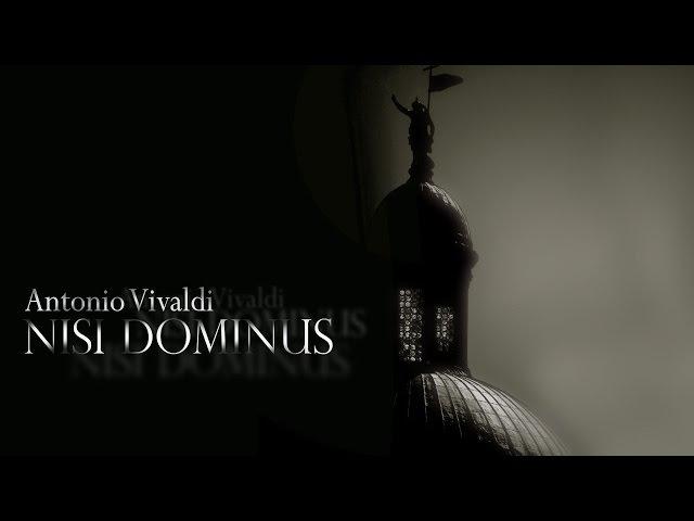 A. VIVALDI: «Nisi Dominus» RV 608 [IV. Cum Dederit Dilectis], C. Mena / Ricercar Consort