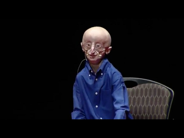 My philosophy for a happy life | Sam Berns | TEDxMidAtlantic