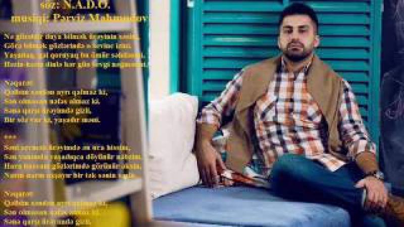 Elgun Huseynov - Gizli soz (söz: N.A.D.O. musiqi: Pərviz Mahmudov)