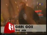 Carl Cox three-deck vinyl mix 1995