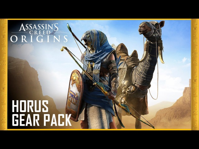 Assassin's Creed Origins: Horus Pack DLC | Trailer | Ubisoft [US]