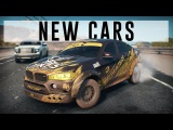NFS PAYBACK - OFFROAD RACE ( 8 CARS LISTED )