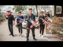 LTT Nerf War Special police Seal x Special forces Battle Attack criminal group Nerf Guns 2