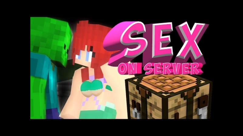 👙MINECRAFT SEX ON SERVER Minecraft Animation minecraft sex mod