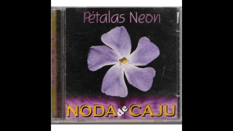 NODA DE CAJU Pétalas Neon com letra