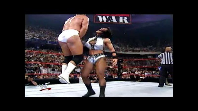 Chyna(WEddie Guerrero) vs Val Venis(Man vs Woman Match)August 28,2000 WWE RAW Full Match