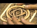Ancient Technology of Making Bamboo Crafts Most Incredible Bamboo Woodworking Ever
