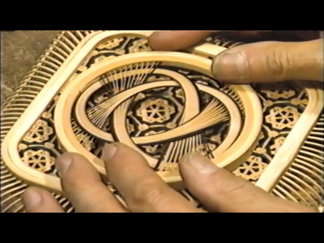 Ancient Technology of Making Bamboo Crafts - Most Incredible Bamboo Woodworking Ever