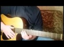 Разбор гитарного боя Регги