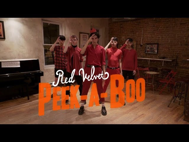 [EAST2WEST] Red Velvet (레드벨벳) - 피카부 (Peek-A-Boo) Dance Cover (Boys vers.)