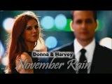 Donna &amp Harvey - November Rain (Cover Sandi Thom)
