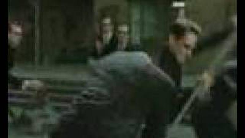 Matrix Burly Brawl - Grease Benny Hill