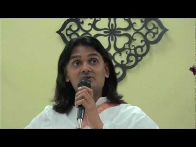 Ashtalakshmi - A Talk by Dushyant Savadia - San Francisco Bay Area, CA, Aug 8, 2012 - PART 2