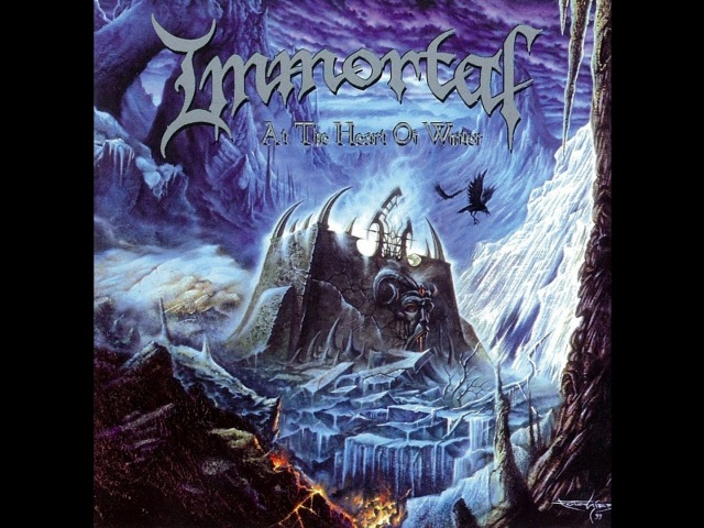 Immortal - At the Heart of Winter (1999) full album, vinyl