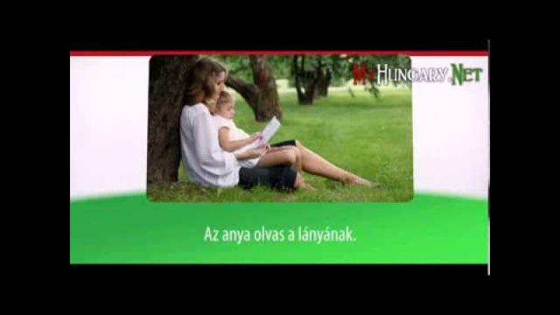 Видео уроки венгерского языка в картинках. Тема - Выражения и слова в классе. Час ...