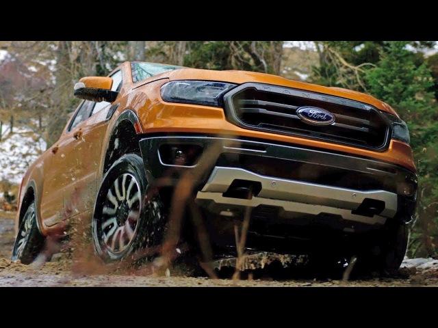 Ford Ranger (2019) Nissan Navara killer