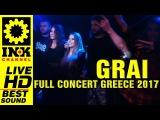 GRAI (RU) full concert 41017 8ball Thessaloniki Greece
