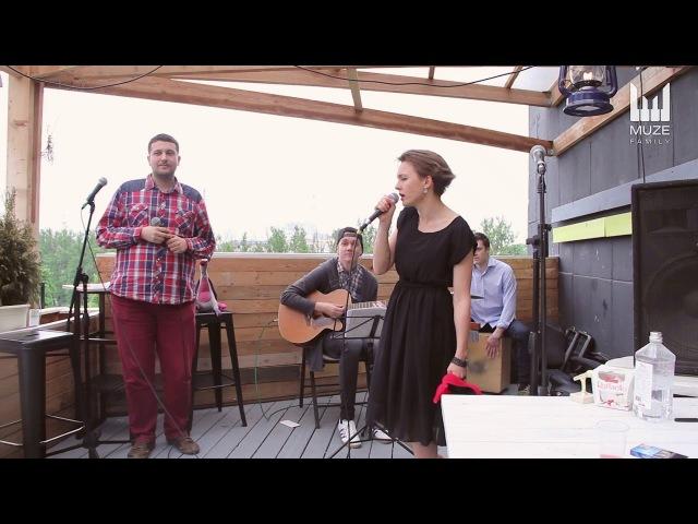 Светлана Дурынина — Back it up (Live 18.06.2017 Roof Acoustic Set)