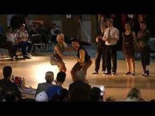 World Masters Boogie Woogie Lillehammer 2013 finale fast Thorbjørn & Susanne