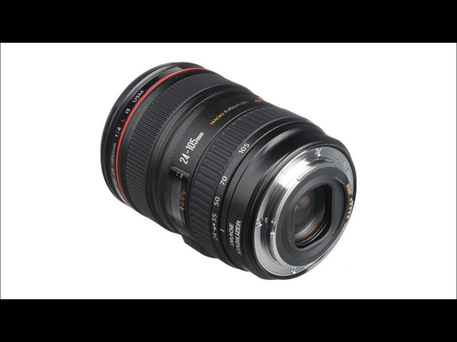 How to repair Canon lens EF 24-105mm f/4L IS USM - blurry images