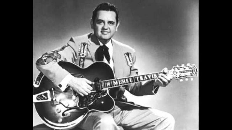 Sixteen Tons Merle Travis