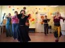Мастер-класс по танцу живота для пенсионеров.