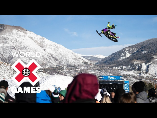Joe Parsons No. 4 Moment of 2017 | World of X Games