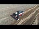 Красивые кадры зерноуборочного комбайна ACROS 585