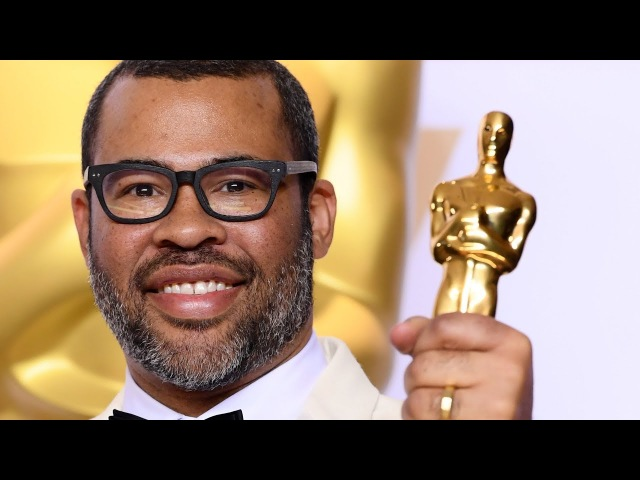 Jordan Peele - Best Original Screenplay - Get Out - Oscars 2018 - Full Backstage Speech