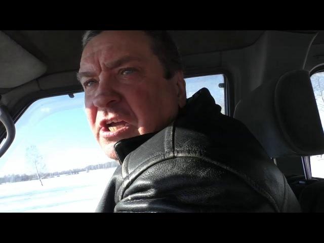 Против ветра - фермер из Чумая Владимир Смолянинов о свалках, вырубке тайги