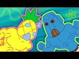 Spongebob's House Vs. Squidward's House - AM64