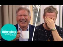 Ryan Gosling and Harrison Ford Lose It at Hilarious Interview! | This Morning