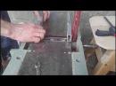 О том как настроить ножи на фуганке своими руками