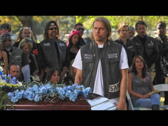 Sons of Anarchy-God's Gonna Cut You Down