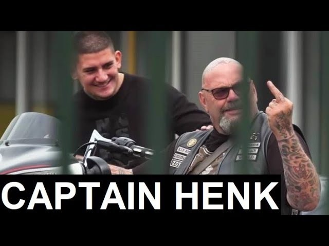 CAPTAIN HENK TV VERSION - NO SURRENDER MC VOLLEDIGE DOCUMANTAIRE