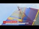 У Тель-Авіві збудували найвищу у світі вежу з кубиків лего