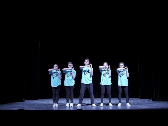 Electro Dance Family | Отчётный концерт Школы танцев Dance Family- 22.02.18