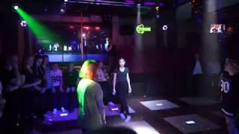 Dance battle 03 ☆ K-POP PARTY by A.G.L.S. art group 9x12