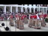 Омский русский народный хор в Испании